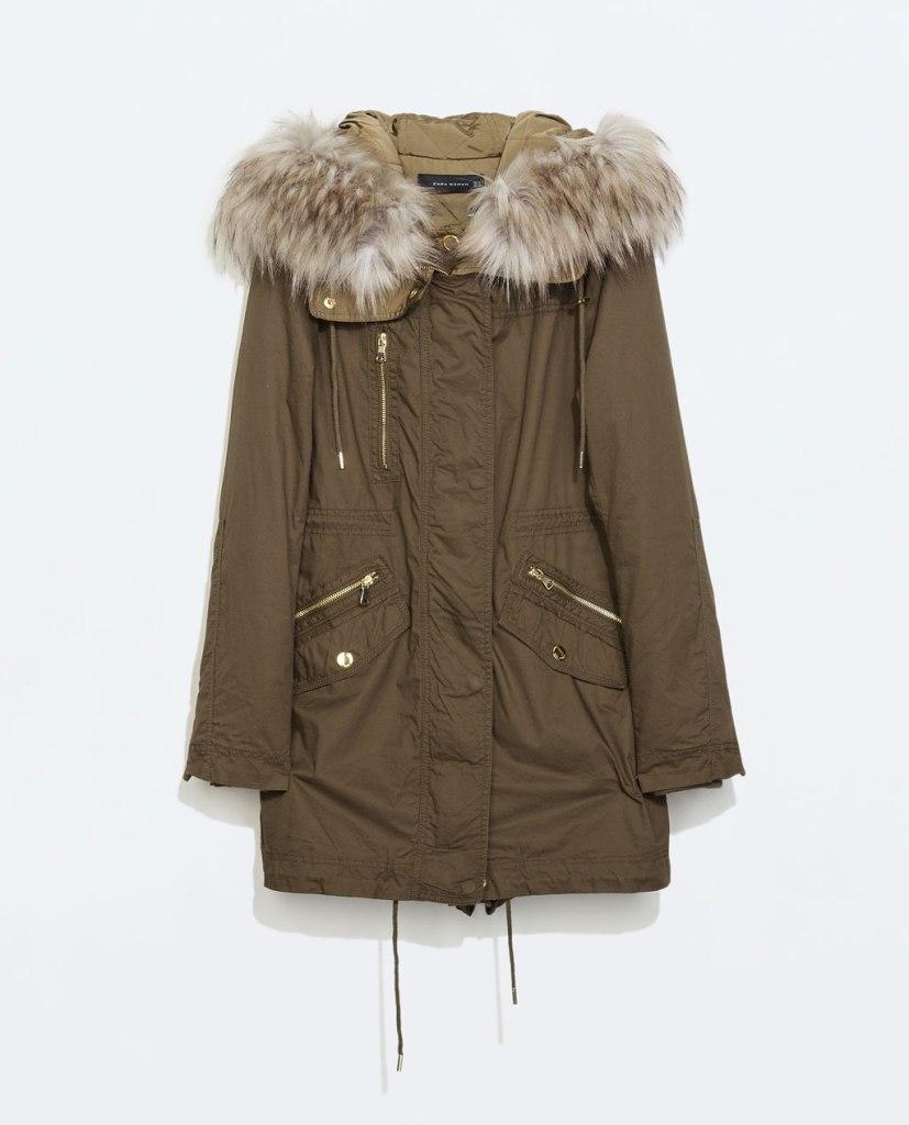 Zara, $199