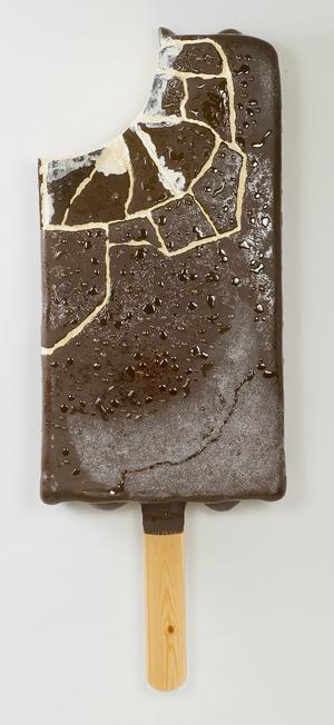 DARK CHOCOLATE ICE CREAM BAR